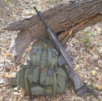 Becker Patrol Pack and Ruger GS Scout