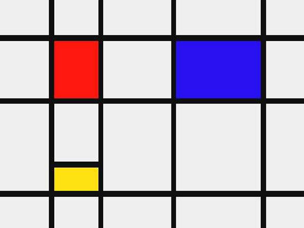 Piet Mondrian Most Famous Painting