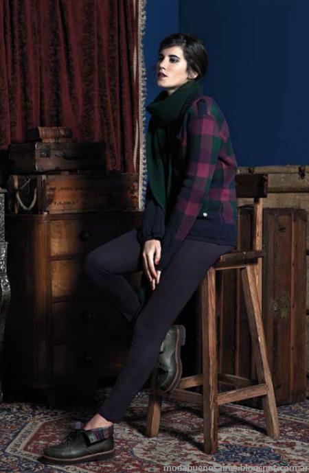 Looks de moda mujer invierno 2014.