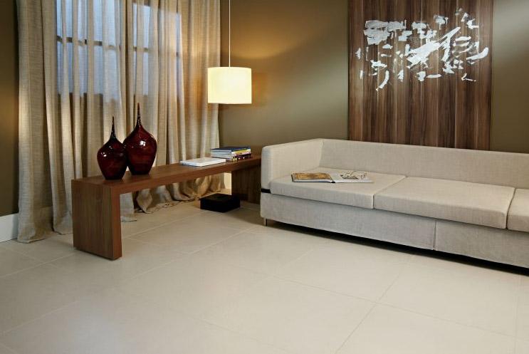 decoracao piso branco:Neutro básico : O piso neutro (branco, bege, marfim, off white) é o