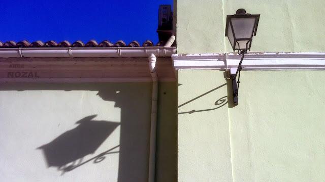 La sombra del farol, 2013 Abbé Nozal