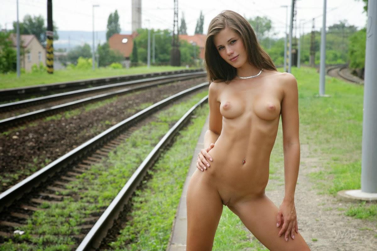 W B Little Caprice Trainstop
