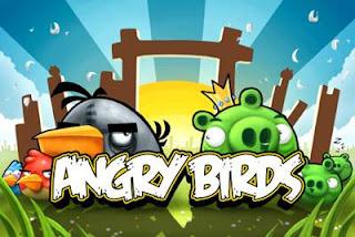 Karakter Tokoh dalam Game Angry Birds