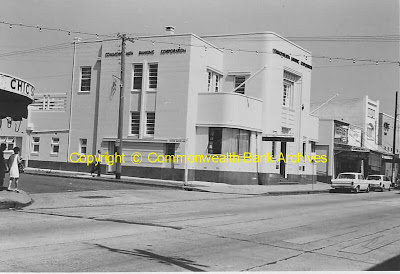 The Commonwealth Bank in 1967