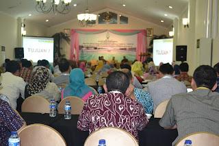 Dukungan GEMAHATI pada Program Kesehatan Jama'ah Haji, Hotel Park Jakarta