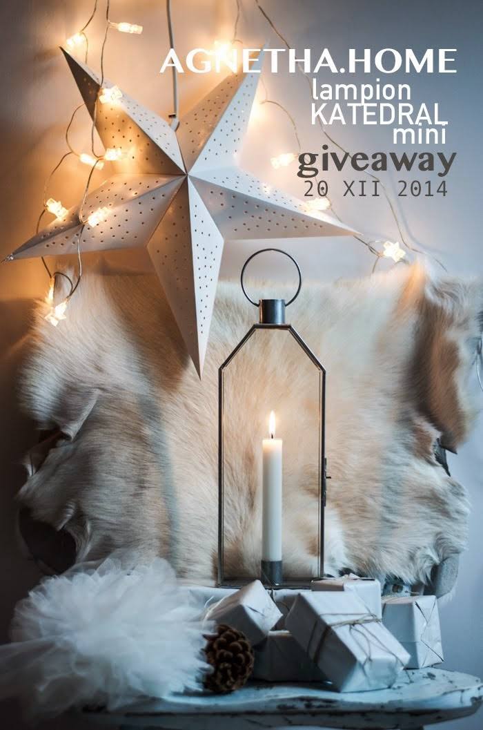 Giveaway 20.12 :)