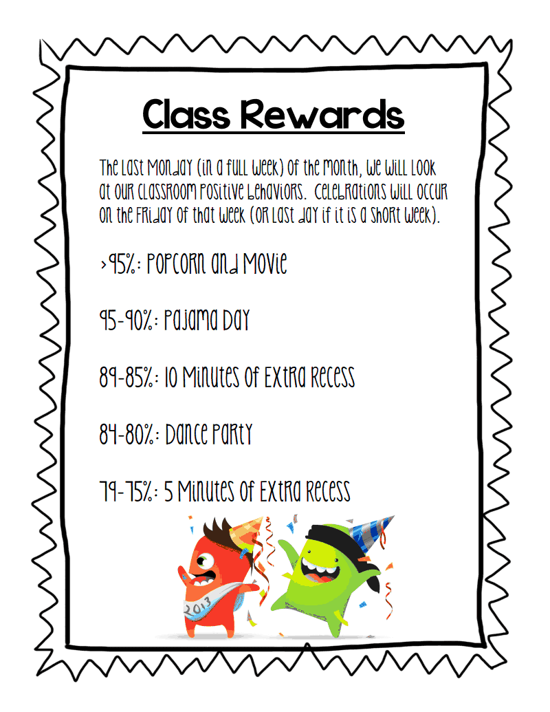 Classroom Management Ideas : Living the teaching life class dojo
