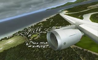 Airplane Simulator Pictures