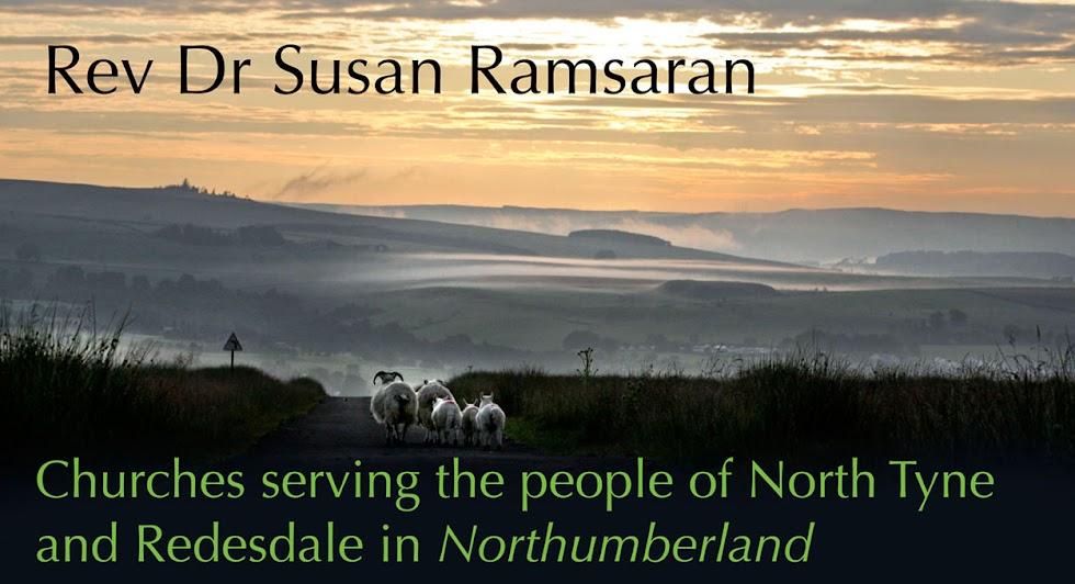 Rev Dr Susan Ramsaran