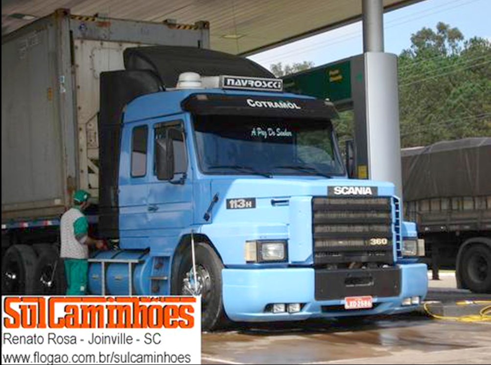 Generations  Two Histories  SCANIA T113H 360 Topline And T124 420