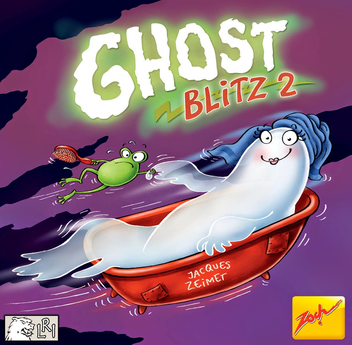 Ghost Blitz 2 by Zoch Verlag  - Board Game Box