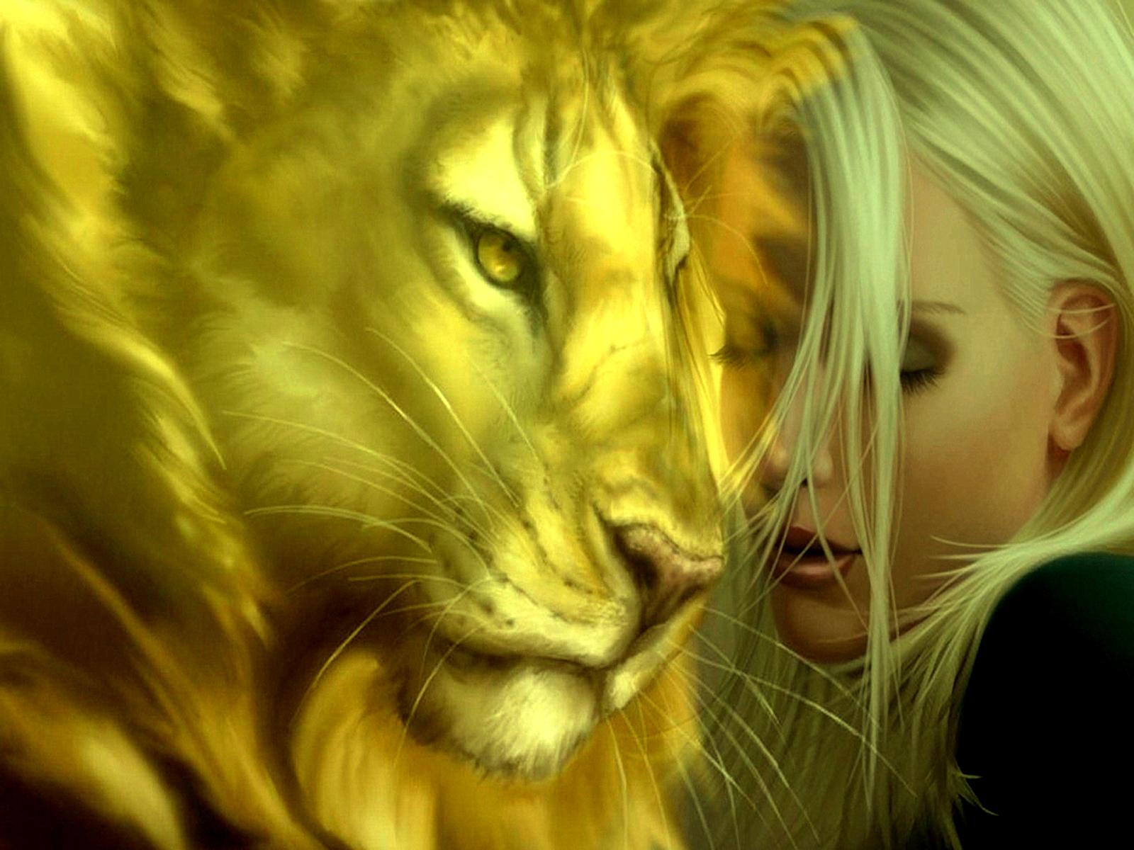 Девушка для мужчины льва фото