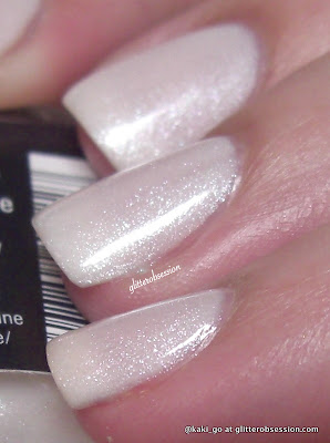glitterobsession: Wet N Wild Megalast Break the Ice