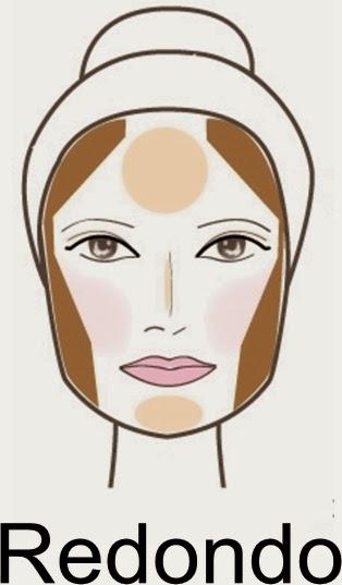 Tudo tem que ser esfumado para que tenha o efeito, mas que não fique marcado no rosto! Esfume o suficiente para dar um efeito sutil!