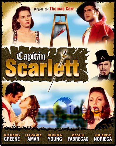 Capitan Scarlett (Captain Scarlett) (1953)