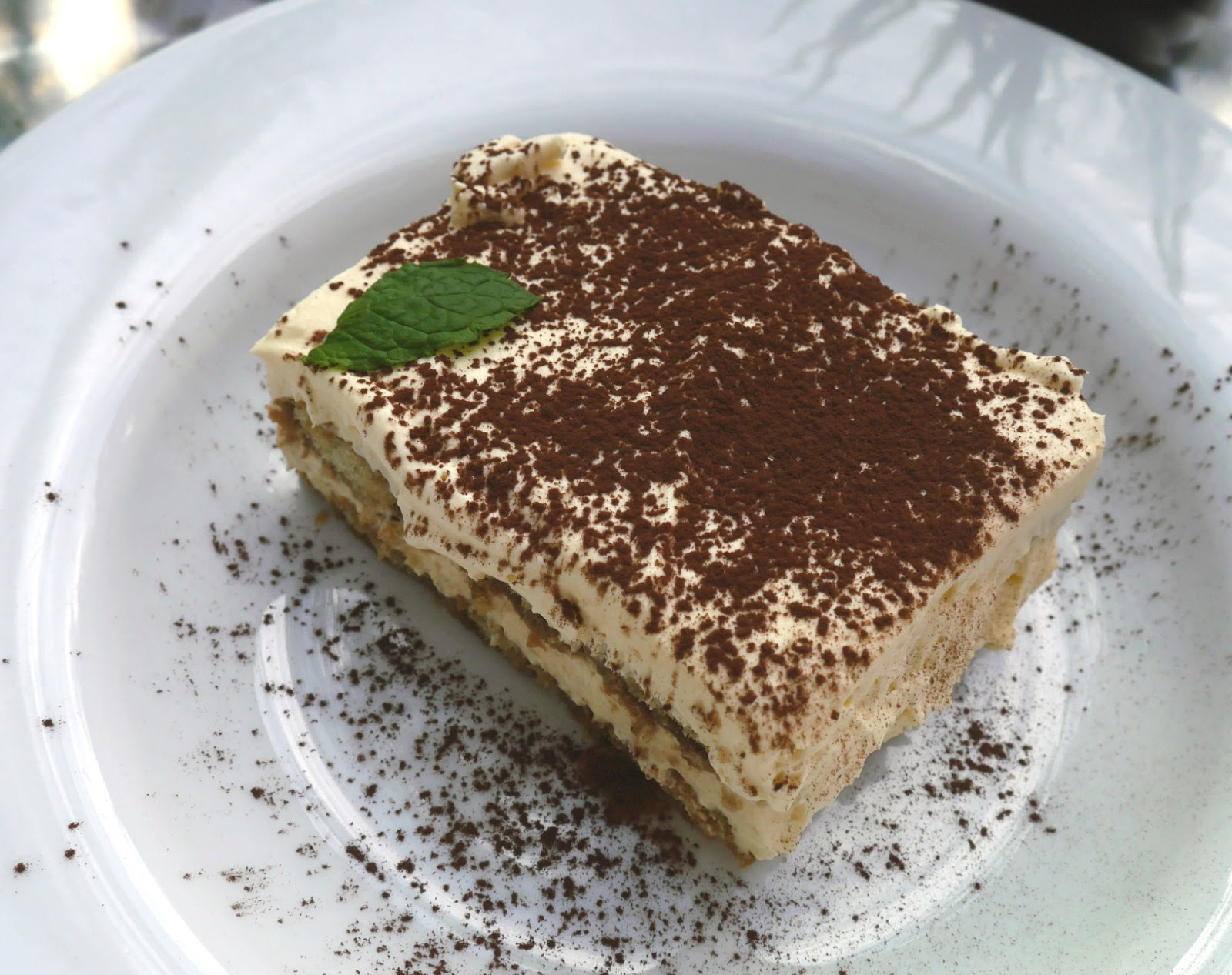 Best tiramisu in Lincoln East Midlands