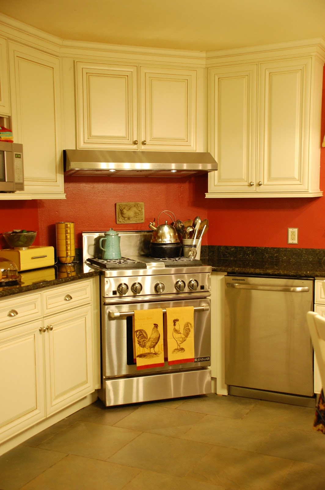 Plain Old Kristi: How long should cabinets last anyway?