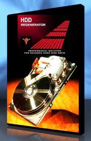 HDD Regenerator Tool logo