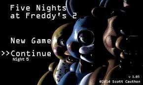 Five Nights at Freddy's 2[1/1][205 Mb][Juegos][Online]