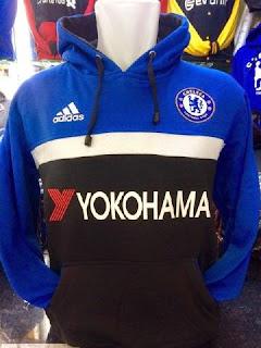 tempat jual online jaket sweater terbaru jaket hoodie bola chelsea musim depan yokohama