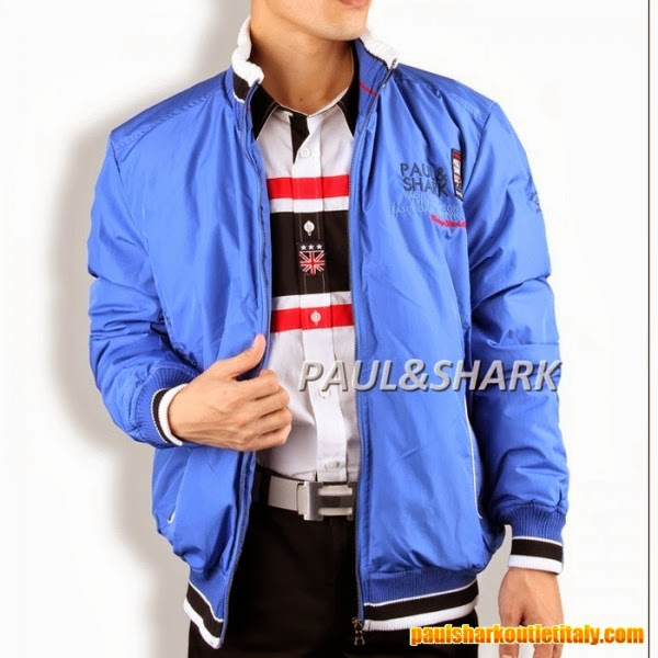 Italy Paul Shark Men Jackets 187