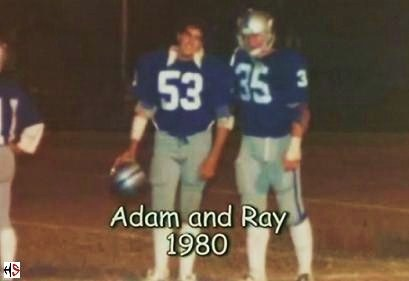 Ray Oldhafer, Adam Carolla Project, episode 8, High School, Football