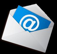 Síguenos por email