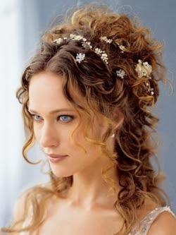 peinado de novia 2013