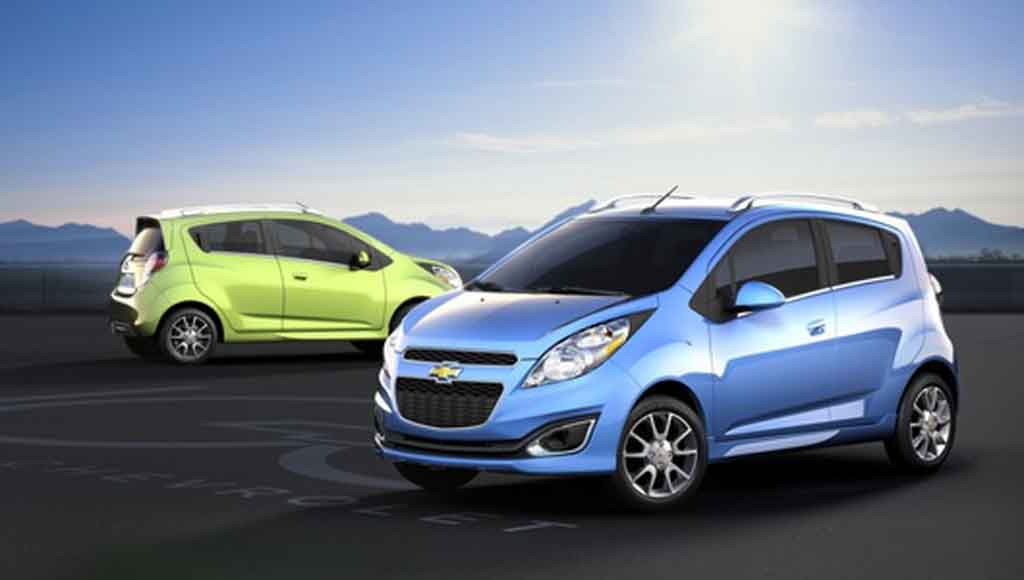 2013 chevrolet spark review and pictures car review specification and pictures. Black Bedroom Furniture Sets. Home Design Ideas