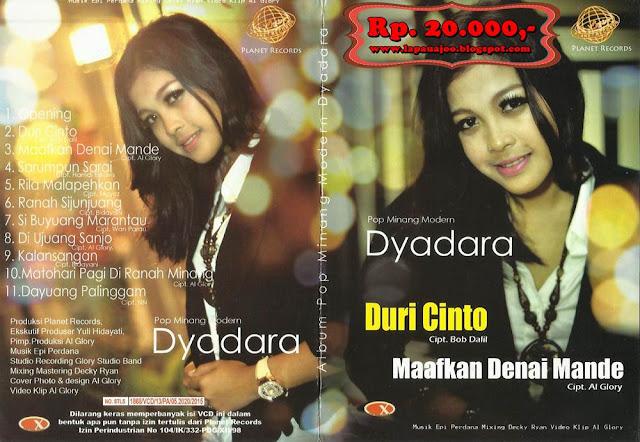 Dyadara - Duri Cinto (Album Pop Minang Modern)