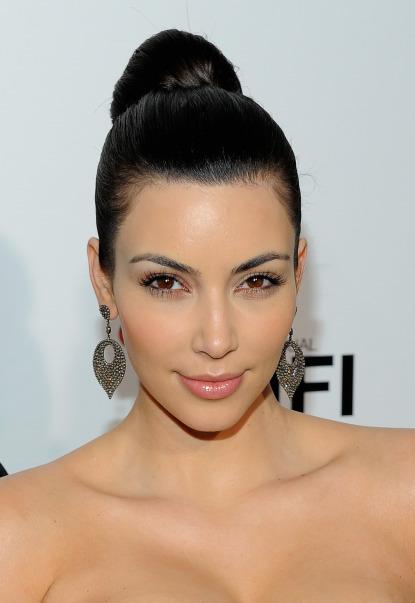 what color is kim kardashian hair 2011. kim kardashian hair color