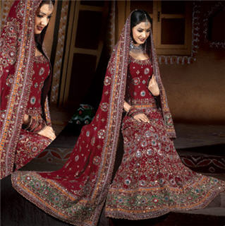 Bride Dresses in the Tradition of World