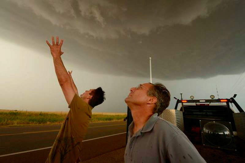 Tim Samaras - The World's Best Storm Chaser Photography