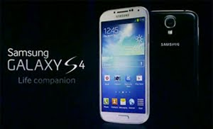 GET YOUR GALAXY S4 HERE
