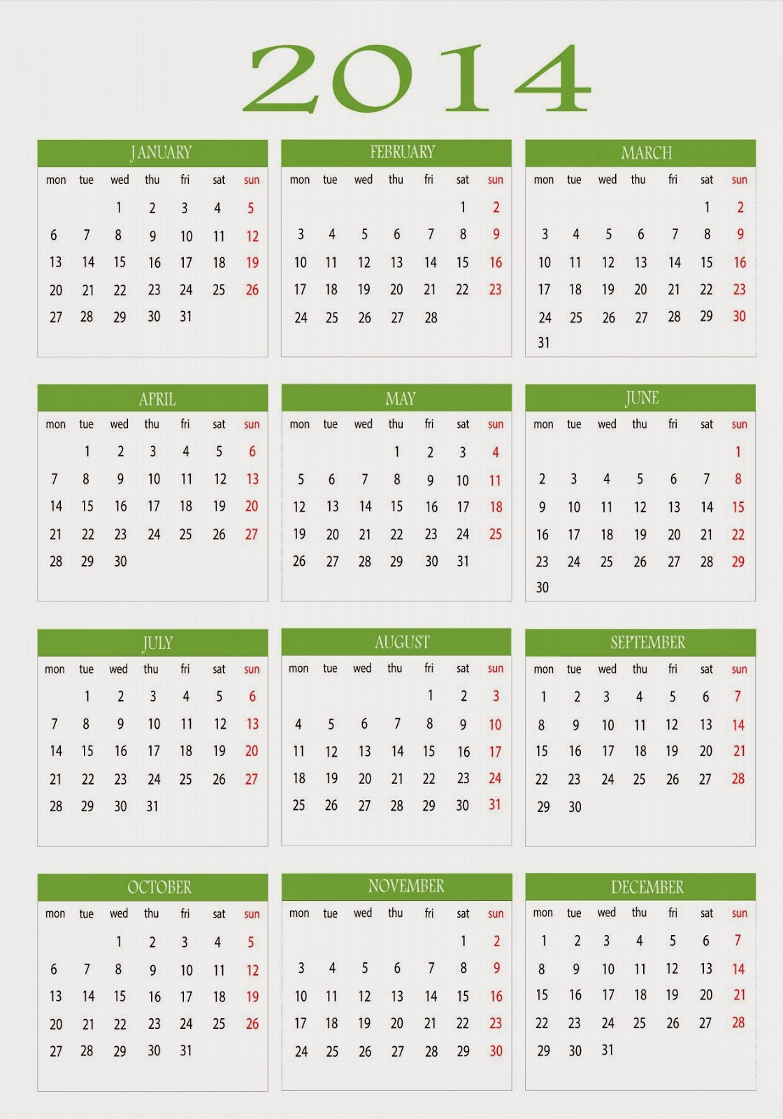 2014 happy new year calendar hd wallpapers and vectors
