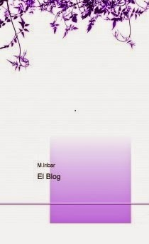 EL BLOG, mi novela. (clickeala y la descargás)