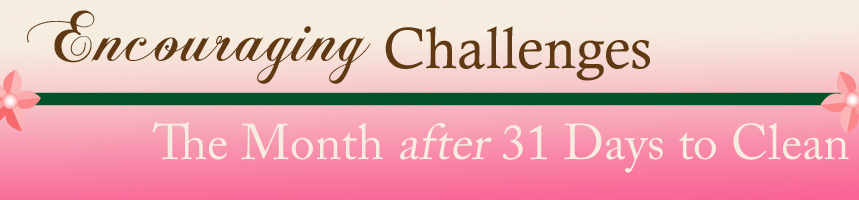 Encouraging Challenges