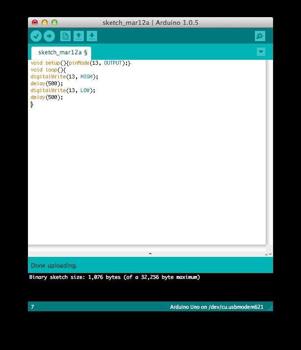 Bioinformaticsのお勉強 arduinoのことはじめ