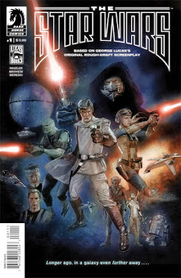 Comic Corner - The Star Wars