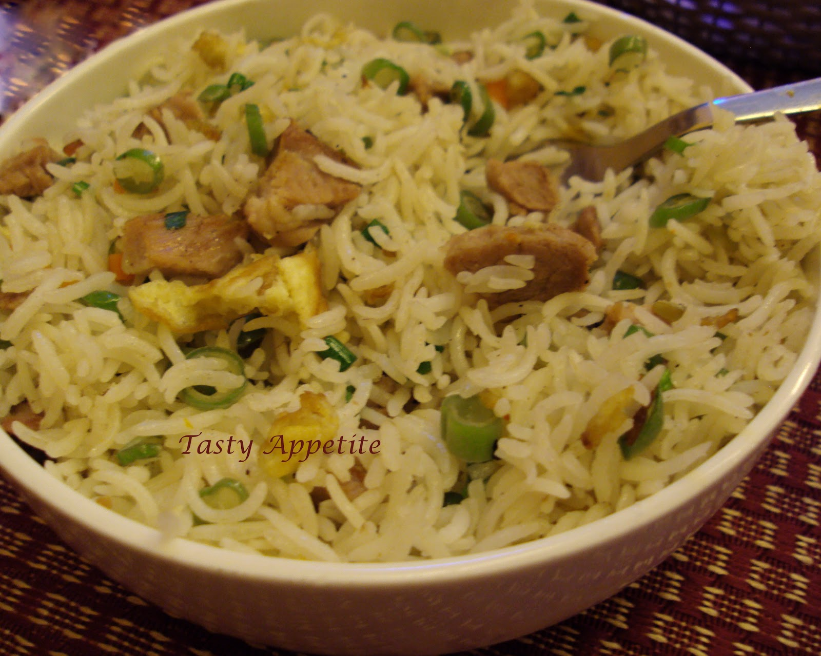 Mutton fried rice ccuart Choice Image