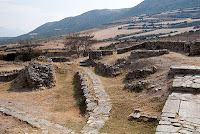 Ancient Sesklo - a neolithic settlement in Greec