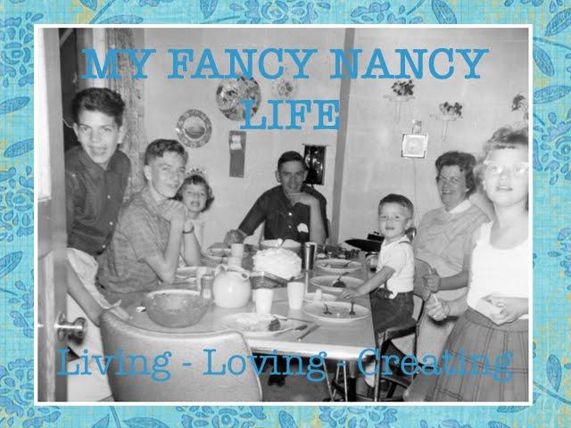 My Fancy Nancy Life