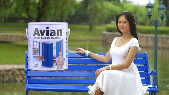 Model Iklan Avian