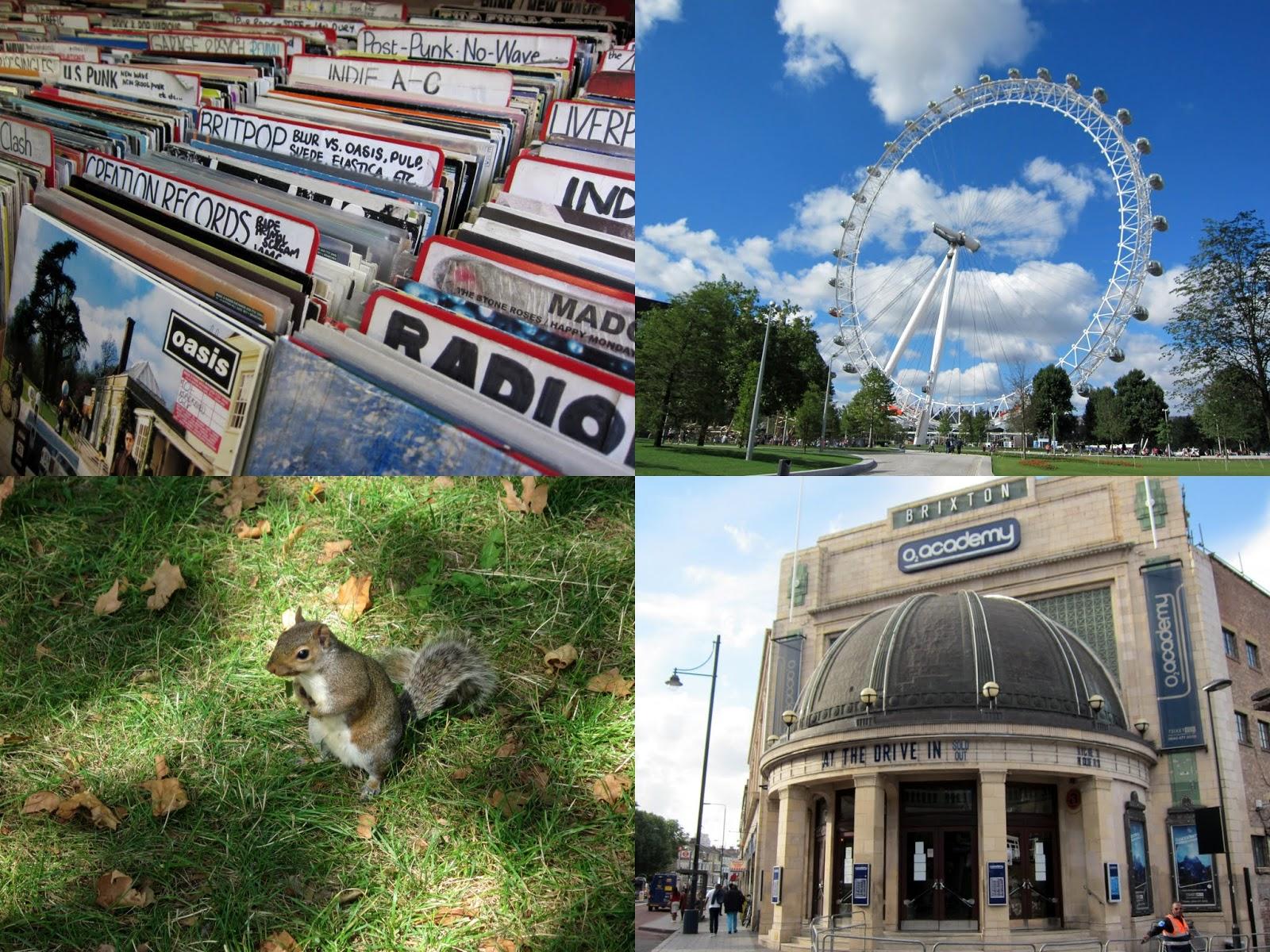 Meine Top 3 Reiseziele London
