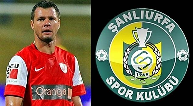 Sanliurfa Spor Kulübü Marius Niculae