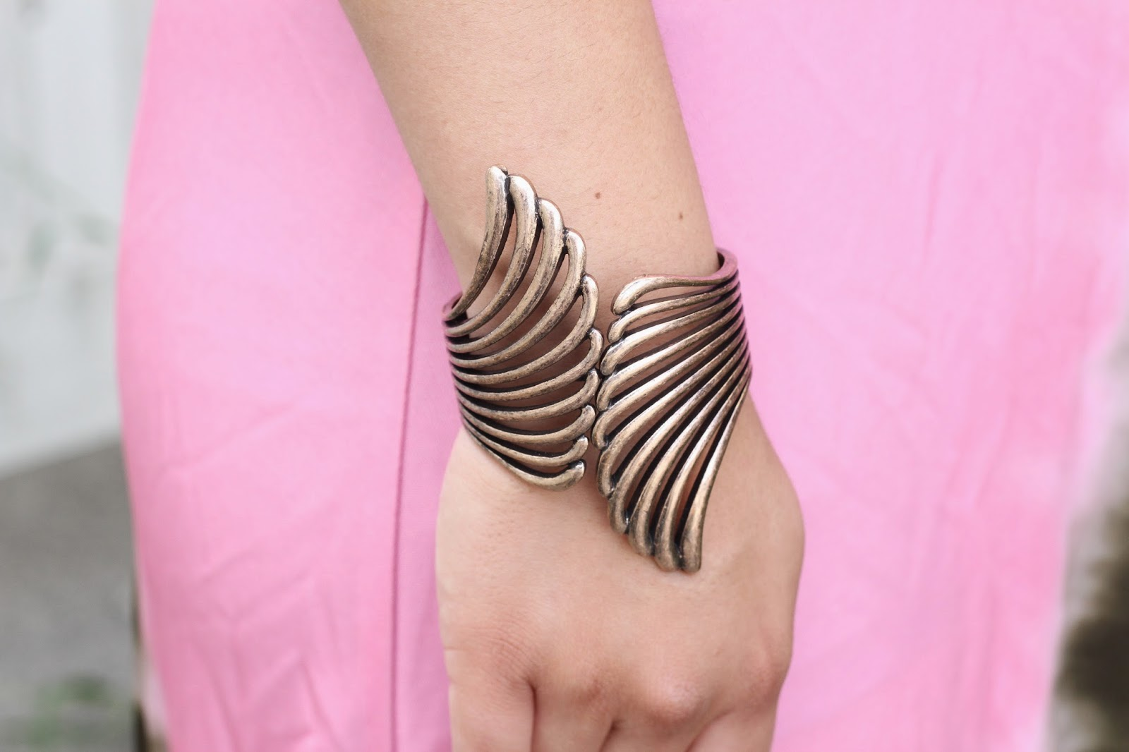 Bronze Wing Cuff