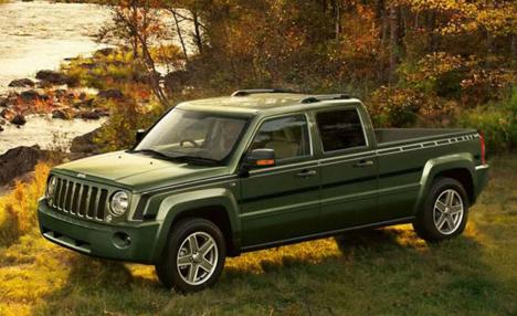 2016 Jeep Comanche
