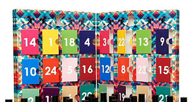 WIN a Ciate Mini Mani Month Advent Calendar