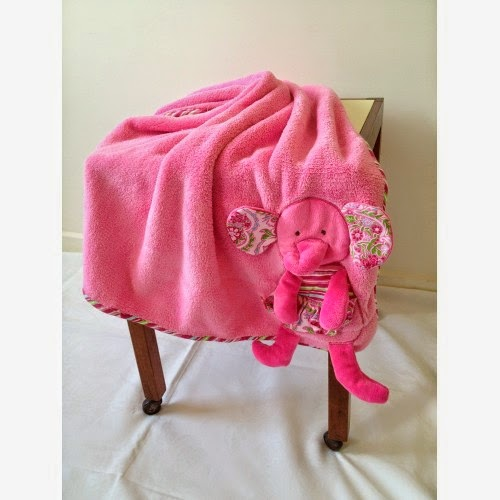 Designer & Soft Personalised Blankets For Baby Girls & Boys