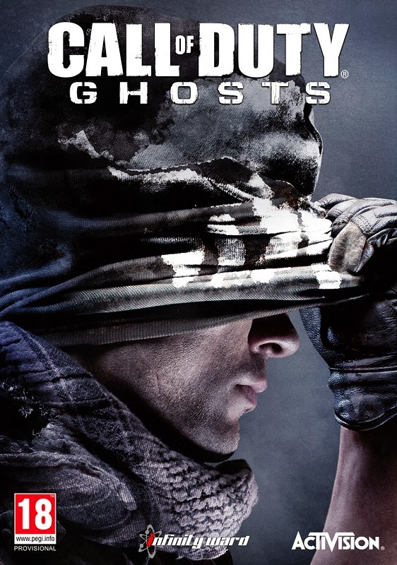 Call of Duty Ghosts-RELOADED + (UPDATE-1) + (UPDATE 2)